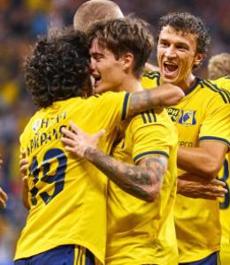 ФК «Ростов» победил «Арсенал» и занял второе место в чемпионате России